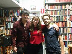 Jed, Urs & Adrian