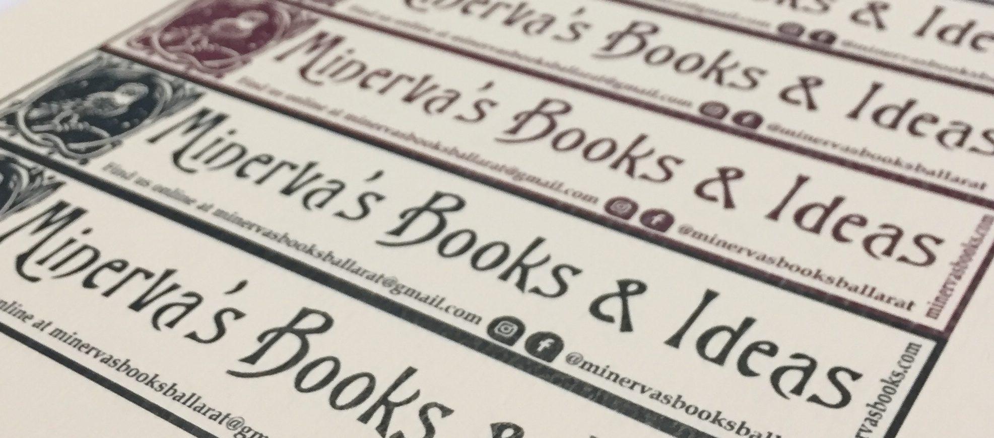 Minerva's Books & Ideas